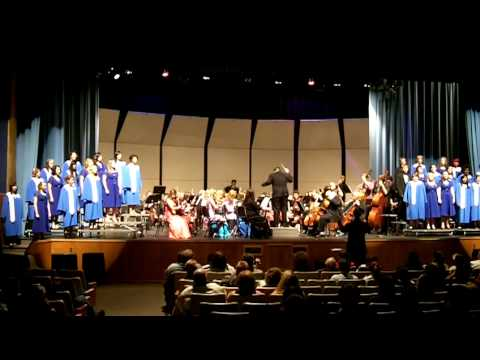 Ben Lomond High School Choir: One Winged Angel