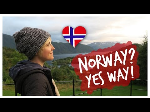 NORWAY? YES WAY!