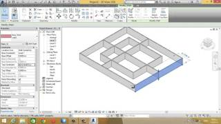 Download الدرس الاول - احترف الريفيت المعماري باسهل الطرق revit autocad 3Gp Mp4