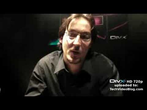 Interview with Gej the creator of DivX