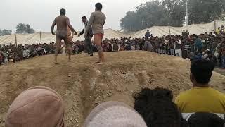Aalam pehlwan kushti Rana pehlwan kelakhera dangal