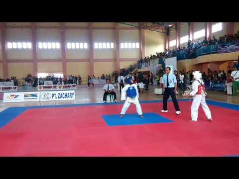 Gempar, Anak Usia 10 Tahun Memiliki kemampuan Luar Biasa Dalam Mengikuti Kejuaraan Taekwondo