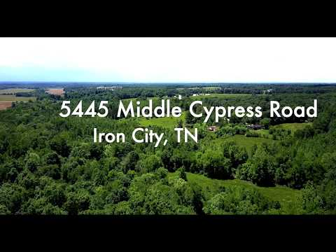 5445 Middle Cypress Road Iron City, TN