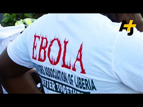 Ebola Survivors Fight Stigma In Liberia