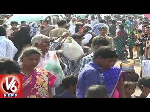 Special Story On Hyderabad: Best City In Living Standards Across India | V6 News