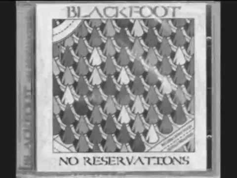 Blackfoot - I Stand Alone