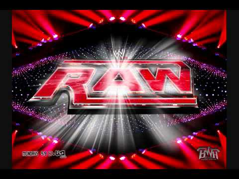 WWE Raw 2012 Theme Song Music Videos