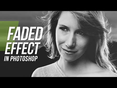 The Power Of Faded Effect In Photoshop