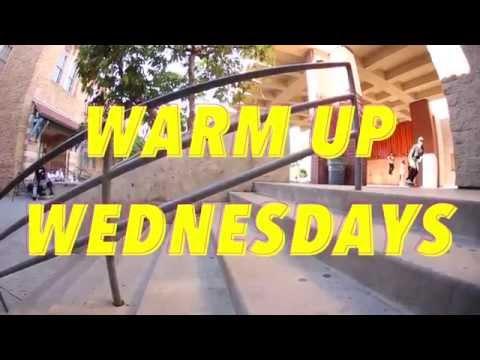 Warm Up Wednesdays - Univeristy Highschool