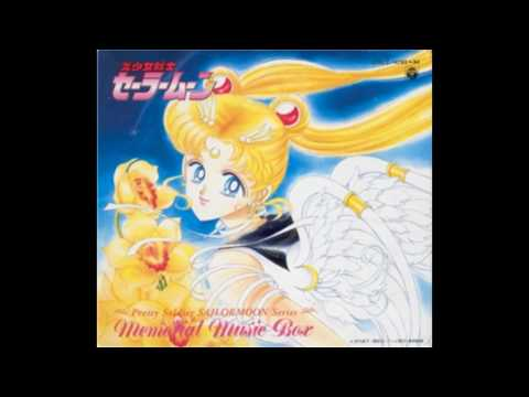 Best Of Sailor Moon Soundtrack - Moon Crystal Power Make Up!