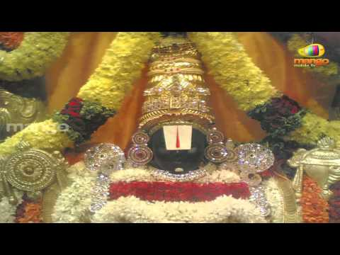 Sri Venkateswara Suprabhatam With Lyrics - Kausalya Suprajarama Song video