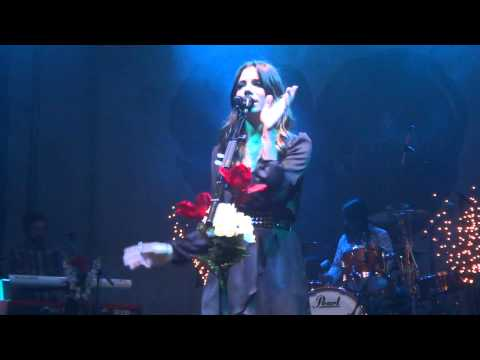 10 Christina Perri - The Lonely - HMV Institute Birmingham 20.01.12 HD