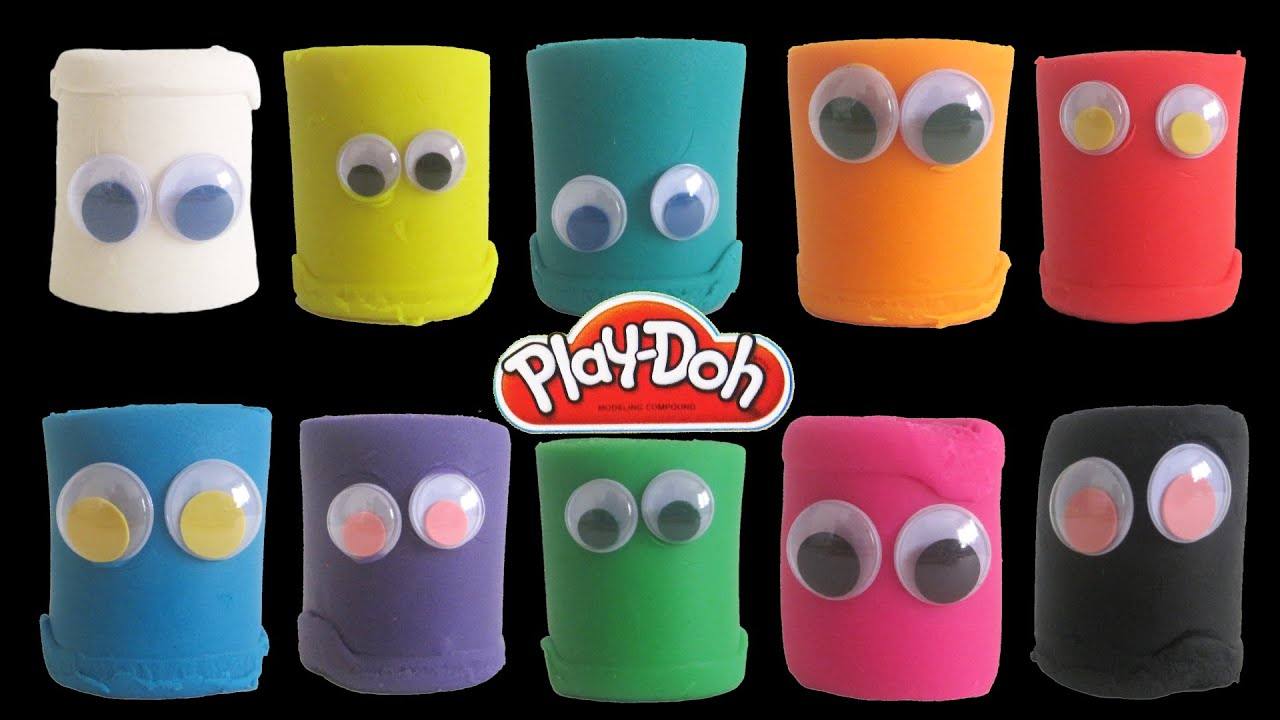 What Color Is It Play Doh Colors The Kids 39 Picture