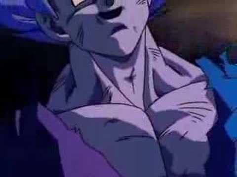 Bragonball Z Goku Vs Broly Hero video