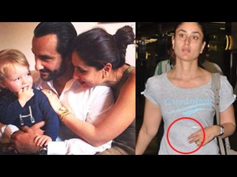 BREAKING NEWS : Kareena Kapoor PREGNANT