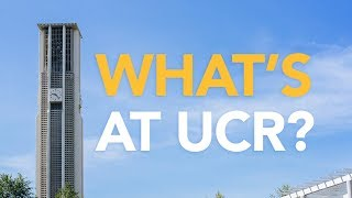 What's at UC Riverside