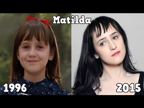 Matilda Before and After 2015