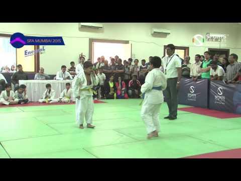 SFA Mumbai 2015 | Judo |