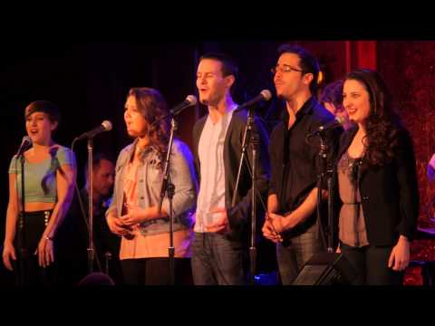 ISLAND SONG OPENING by Carner & Gregor - 54 Below, April 1, 2014
