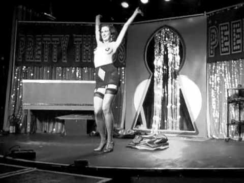 Bettina May's Classic Hollywood Glamour burlesque number