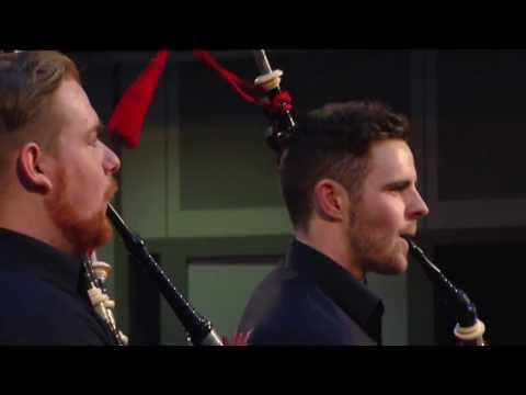 Red Hot Chilli Pipers - Wake Me Up (Avicii)