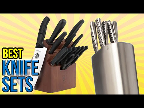 10 Best Knife Sets 2016