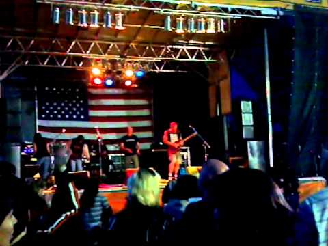 Ballbreaker Rock N Roll Train - Gowanda NY 6.2.2012