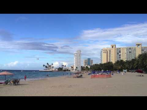 The Beach in Isla Verde