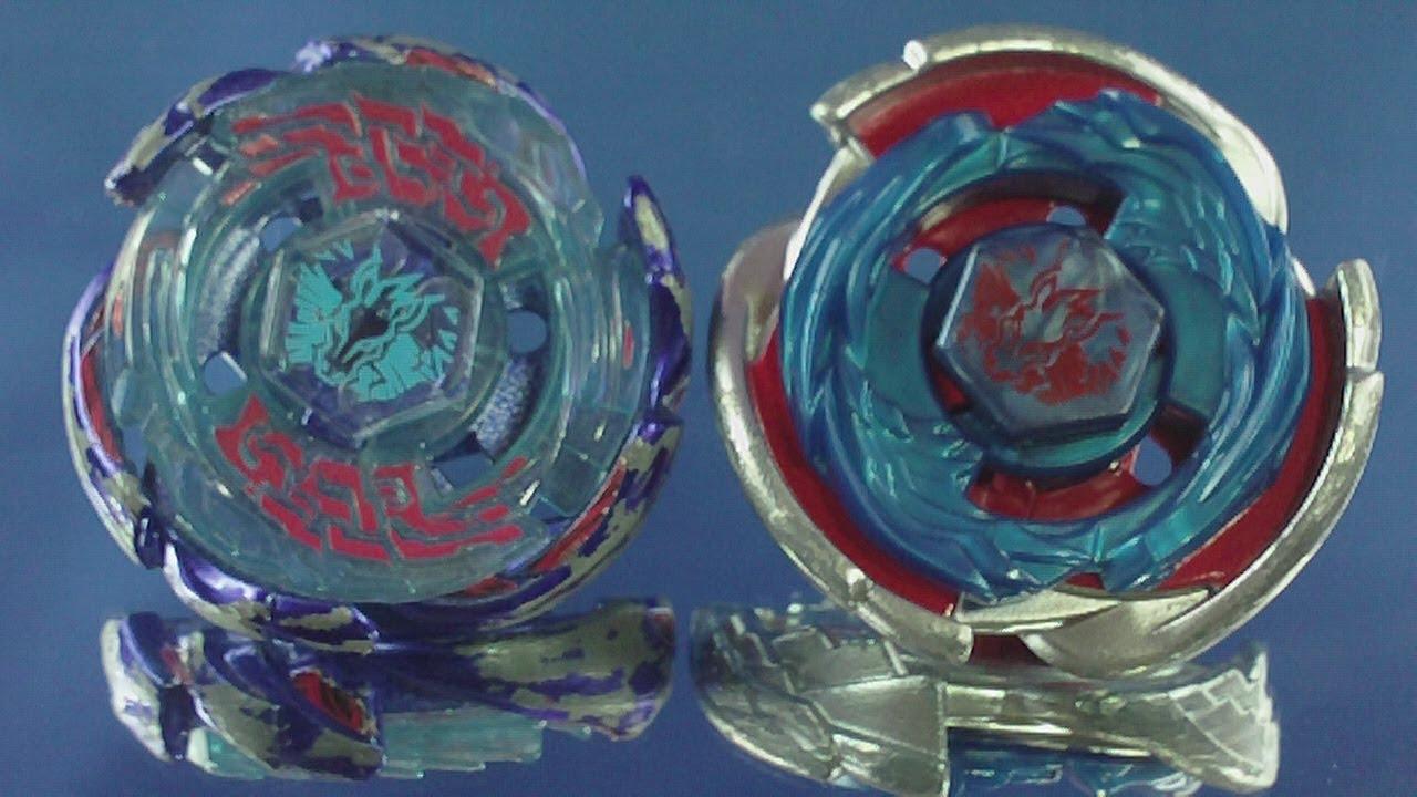 EPIC Beyblade Battle: Galaxy Pegasis W105R²F VS Cosmic ...
