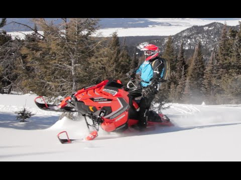 2016 Polaris RMK Assault 800