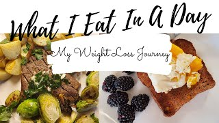 What I Eat In A Day to Lose Weight | Healthy Food Choices | Every Plate Meal