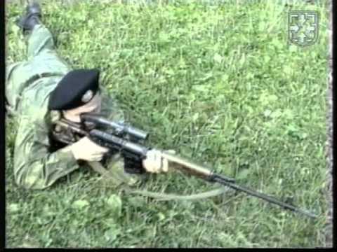 Изготовка для стрельбы лежа из СВД