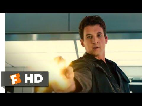 The Divergent Series: Allegiant (2016) - Peter's Mistake Scene (8/10) | Movieclips