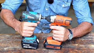 Testing The Cheapest Impact Driver On AMAZON