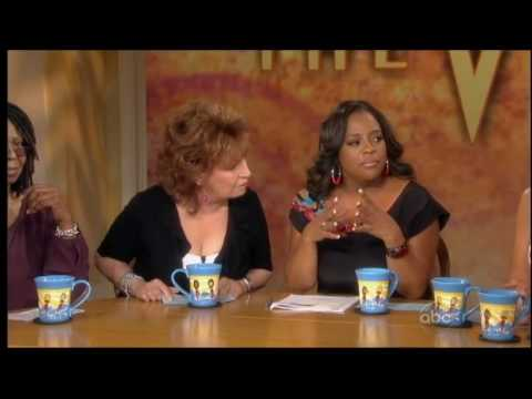 """The View"" 7/14/09 BRUNO - Barbara Walters is Disgusted"