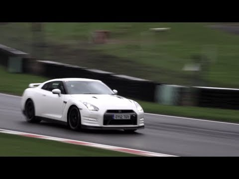 Nissan GT-R Track Pack v Porsche 997 Turbo S - /CHRIS HARRIS ON CARS
