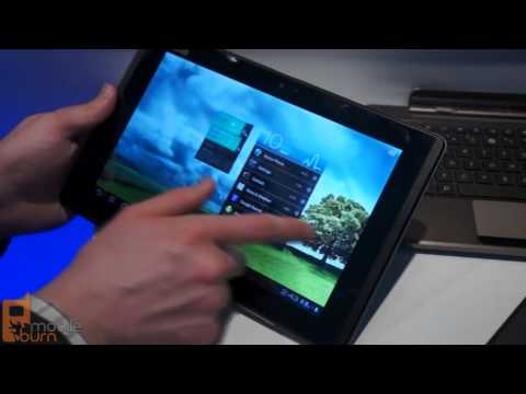 Hands-on with the ASUS Padfone smartphone/tablet combo