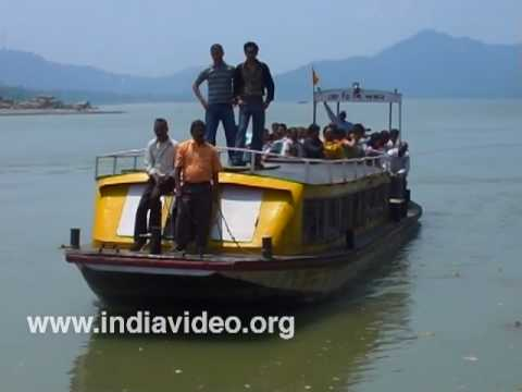 River Brahmaputra Cruise Guwahati