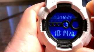 GD100NS-7 Nigel Sylvester - Casio G-Shock Watch Review - Limited Edition