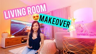Ultimate Tech Living Room Setup and Tour!