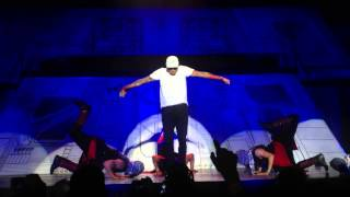 Chris Brown: Carpe Diem South Africa - Transform Ya/Bassline (Dancing) [HD]