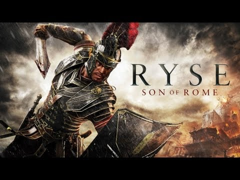 RYSE: Son of Rome 'E3 2013 Gameplay Demo' (Xbox One) TRUE-HD QUALITY E3M13