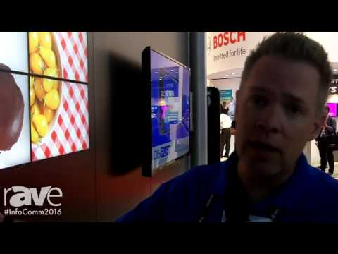 InfoComm 2016: NEC Explains Ultra Narrow Desktop Monitor MultiSync EX241UN