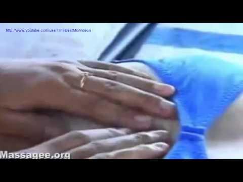 Best Oil Massage Training Video 04 video