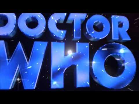 Doctor Who   Sylvester Mccoy Title Sequence (remastered) video