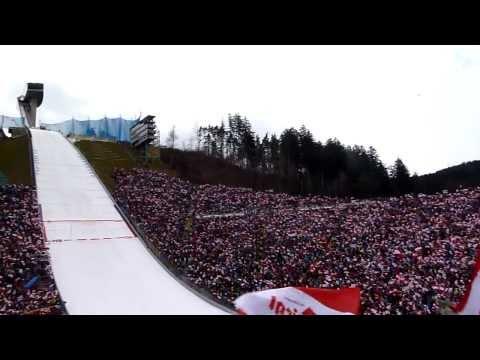 Vierschanzentournee - 04.01.2014 - Innsbruck Bergisel HS130 - Thomas Diethart - LIVE !!!