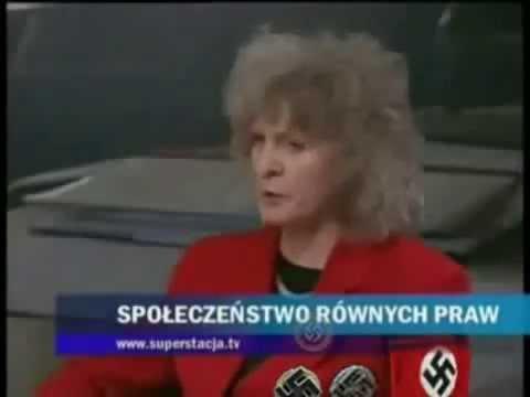 Janusz Korwin - Mikke kontra nazistka