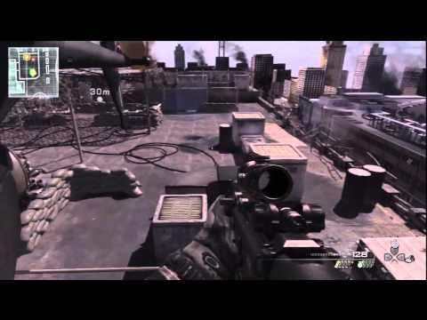 CoD MODERN WARFARE 3: SPEC OPS - Little Bros (Online Co-op)