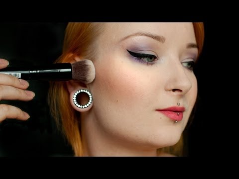 Modelowanie twarzy: bronzery i rozświetlacze cz 1