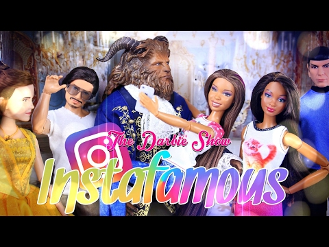 The Darbie Show: Instafamous - Barbie   Salt Bae   Beauty and the Beast   Mannequin Challenge